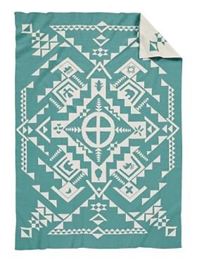 Shared Spirits Knit Baby Blanket