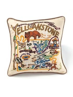 Yellowstone Pillow