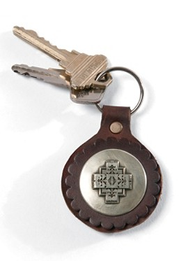Sterling Key Ring