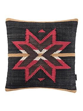 Gatekeeper Woven Chindi Pillow