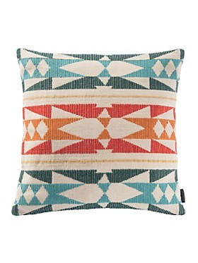 Eagle Gift Woven Pillow