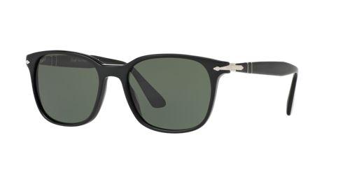 Sun PO3164S - Black - Green - Acetate   Persol USA c451fb0c0e39