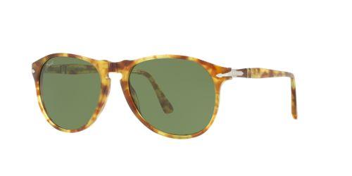 964492f2817 Sun PO6649S - Yellow Tortoise - Green - Acetate