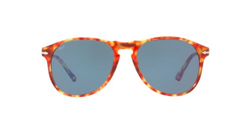 Product image PO6649S red tortoise