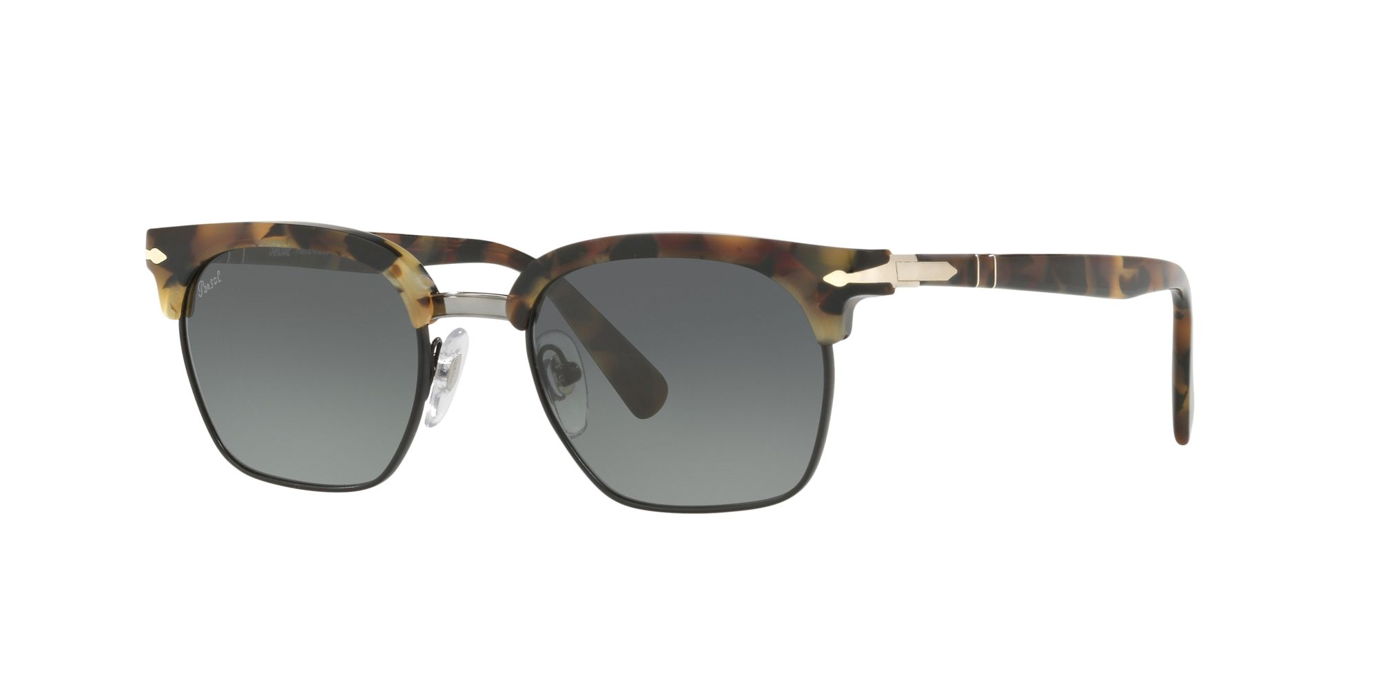 319a39ed043ed Tailoring Edition PO3199S - Brown Tortoise - Gradient Grey - Acetate ...