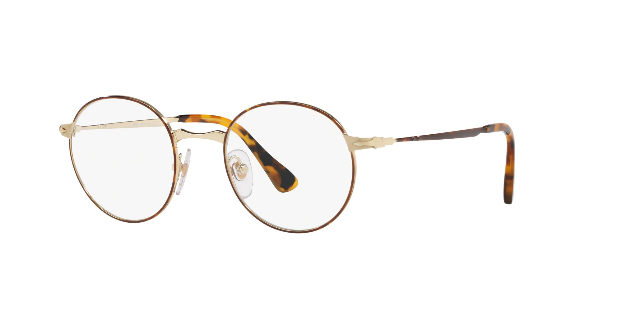 ca9489ce99d8 Other Editions PO2451V - Havana/gold - Demo Lens - Metal | Persol USA
