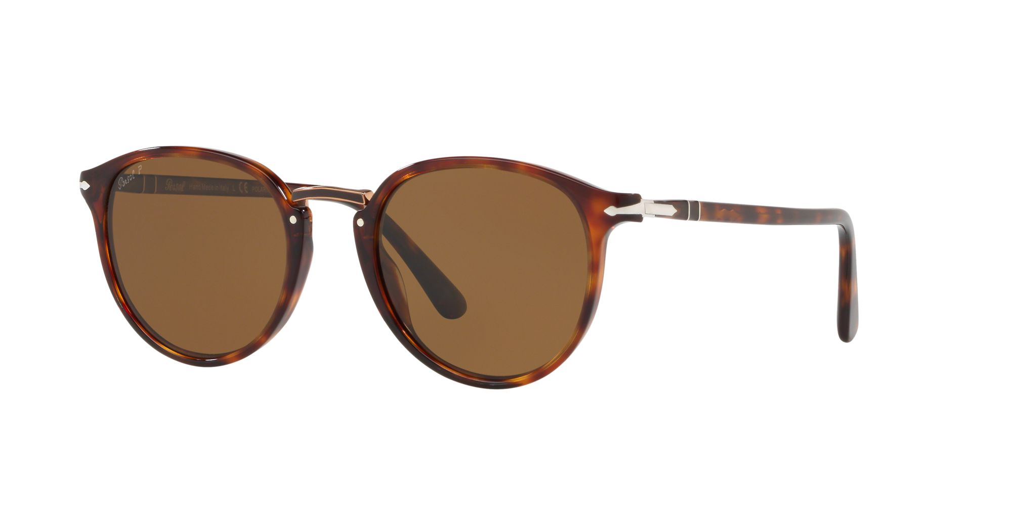 db1a467fecad0 Polarised lenses PO3210S - Havana - Polarized Brown - Acetate ...