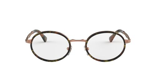 Product image PO2452V brown tortoise green/bronze