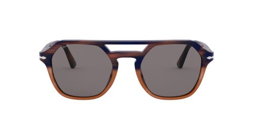Product image PO3206S blue striped orange