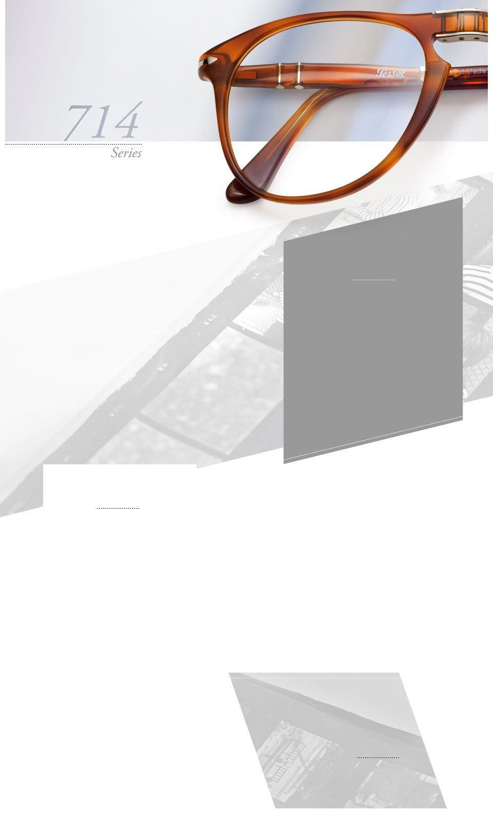 Persol 714 Series Background