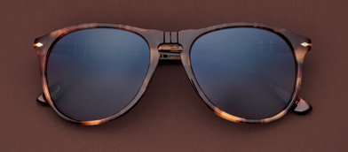 Persol solid gold