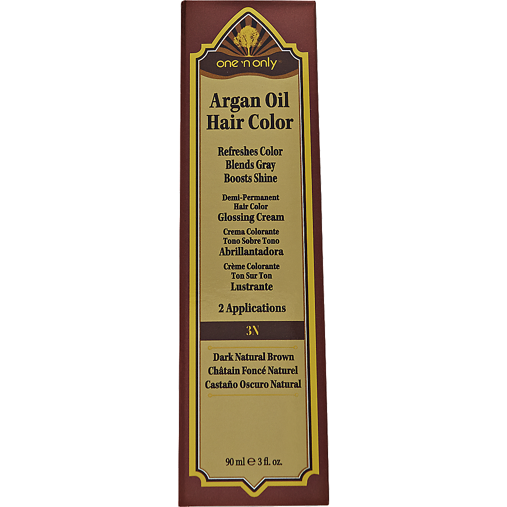 One N Only Argan Oil Demi Permanent Hair Color Reviews Hairsstyles