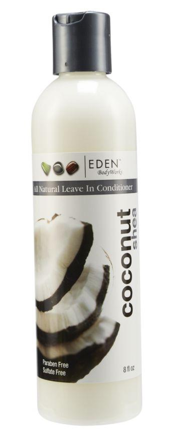 EDEN BodyWorks All Natural Coconut Shea Leave In Conditioner