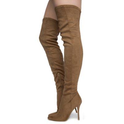 Women's Bonnie-02 Thigh High Boots
