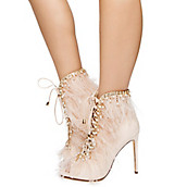 Womens Barbara 102 High Heel Ankle Boots