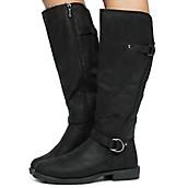 e93f80bf827c1d Buy Women s High Flat Boots