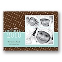 Recycled Photo Holiday Card