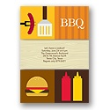 All Things BBQ -- Party Invitation