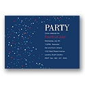 Star Celebration -- Party Invitation