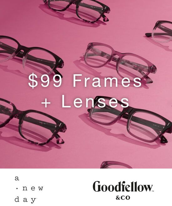 Glasses, Sunglasses, Contacts &