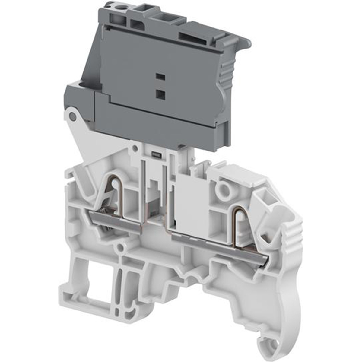 Thomas Betts Show All Standard Electric Supply Corole Fuse Box Toyota Parts Zk25 Sf Pi Spring Clamp Terminal Block For Fuses 5x20 Mm Grey 25 Mm2 6