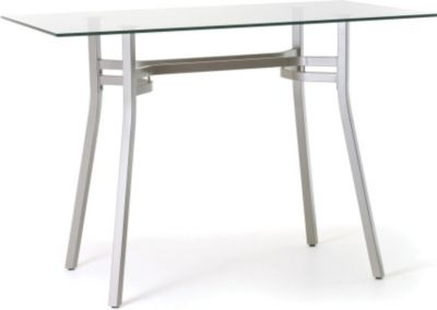 Incroyable ... Glass Top Bar Height Table. Mouse Over Image For A Closer Look.