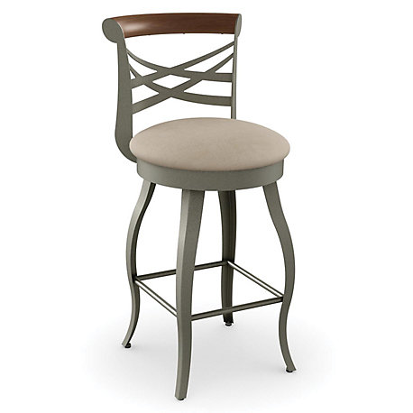 Brilliant Amisco Whisky 26 Inch Swivel Counter Stool Bralicious Painted Fabric Chair Ideas Braliciousco