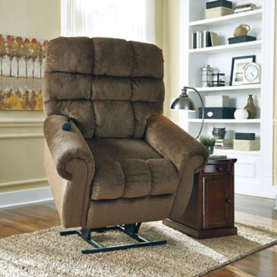 ... Power Lift Recliner in Truffle. Mouse over image for a closer look. & Signature Design by Ashley Ernestine Power Lift Recliner in Truffle islam-shia.org