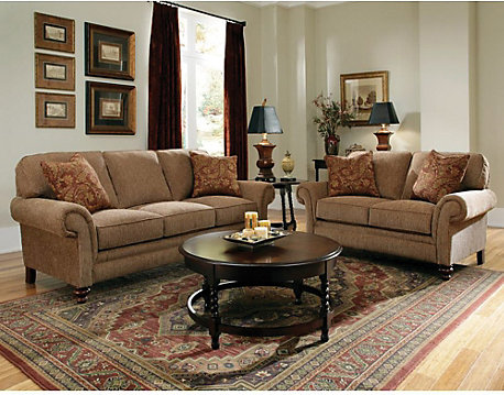 Broyhill FurnitureCratecom - Broyhill emily sofa