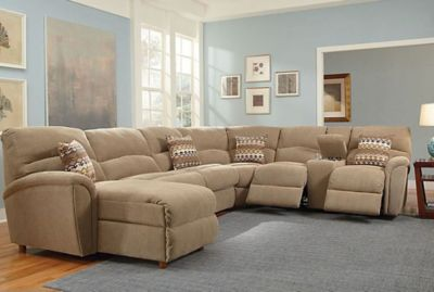 Mouse over image for a closer look. : lane sectionals with recliners - Sectionals, Sofas & Couches