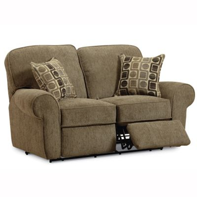 ... Reclining Loveseat - You Choose the Fabric. Mouse over image for a closer look.  sc 1 st  Furniture Crate & Lane Megan Double Reclining Loveseat - You Choose the Fabric islam-shia.org