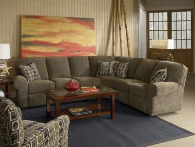 Mouse over image for a closer look. : lane megan sectional - Sectionals, Sofas & Couches