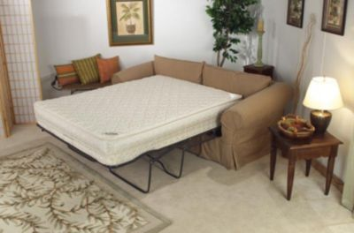 Leg t & Platt Air Dream Replacement Sleeper Sofa Mattress