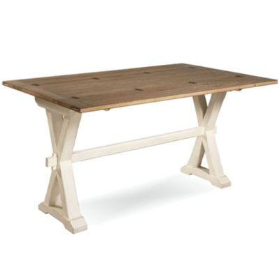 Universal Furniture Great Rooms Drop Leaf Console Table In