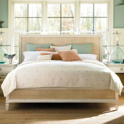 Universal Furniture Summer Hill Woven Accent Bed In Cotton