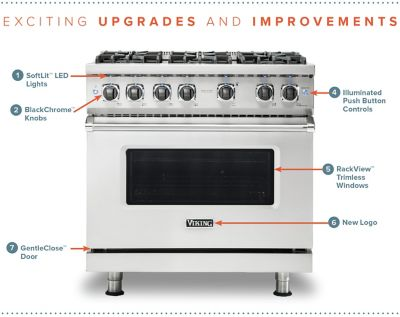 Viking gas range Commercial Series Ranges Designer Home Surplus Blog Series Ranges Viking Range Llc