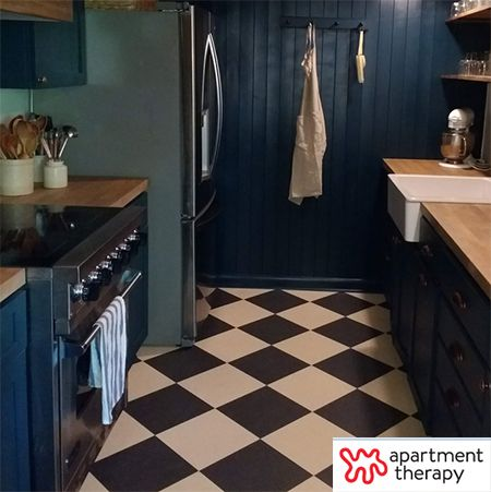 This Kitchen Design Before And After From Apartment Therapy Is Everything