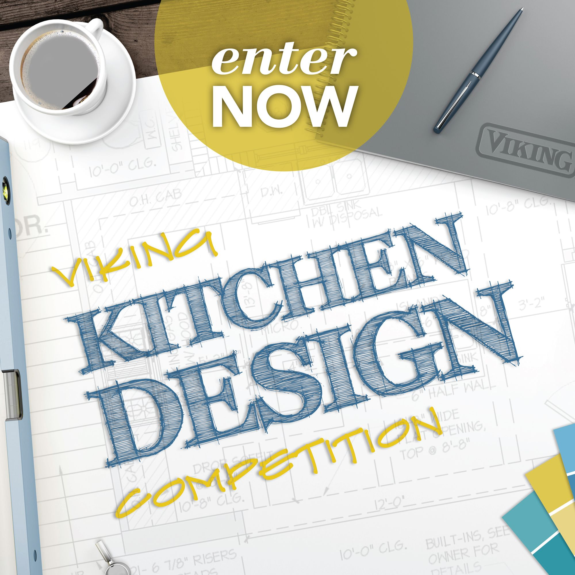 Viking Kitchen Design Contest at Monark Premium Appliance Costa Mesa CA
