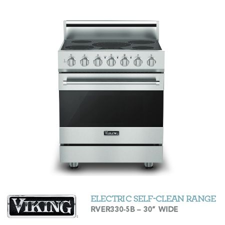 Viking Professional Electric Cooktops