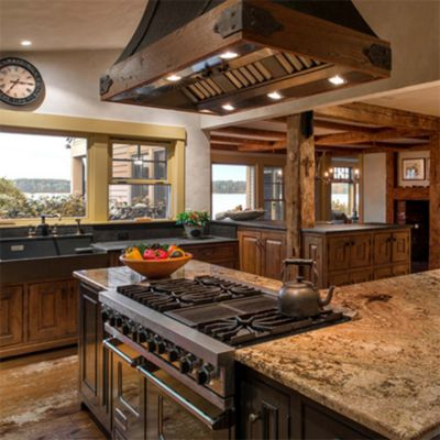 3 Kitchens That Embody Rustic Charm And Warmth By Mitchell Parker, Houzz