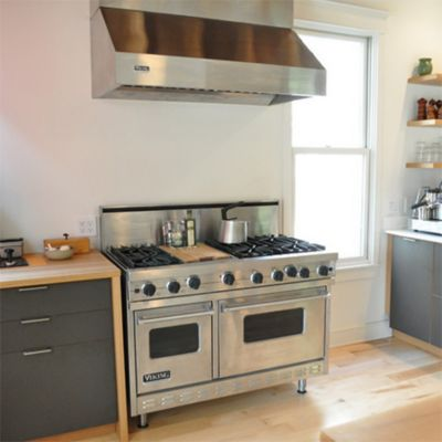Chicago Chef Paul Kahan Is Fresh From A Recent Kitchen Remodel; The Paint  Was Drying On The Walls While I Took Pictures. He Codesigned His Kitchen  With His ...