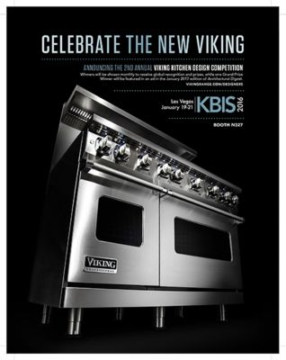 Kitchen Design Competition KBIS Ad