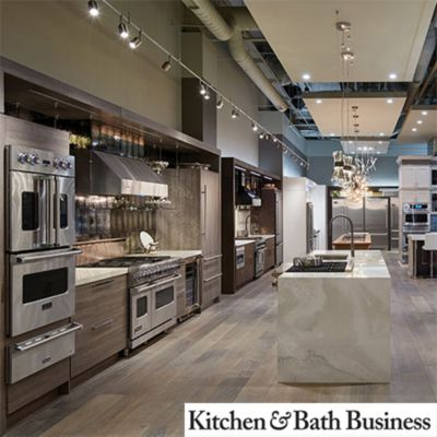 ... Recently Sat Down With Kitchen U0026 Bath Business To Talk About The New  Viking Range/Middleby Residential Showroom In Chicagou0027s Merchandise Mart.