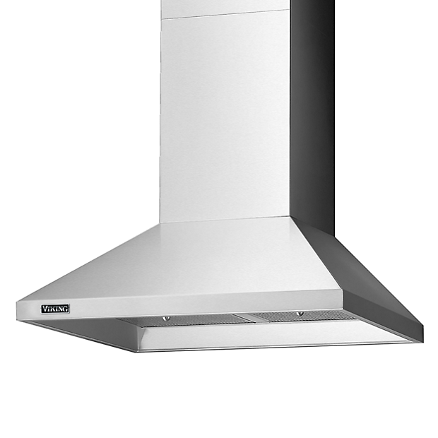 36 Wide Chimney Wall Hood Ventilator Rvch Viking Product Line