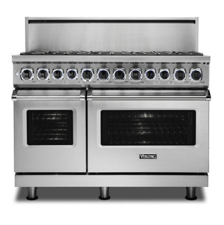 baskets pour pas cher cf42b 11c2b Cuisinière mixte à brûleurs scellés, 48 po de L (VDR7482 ...