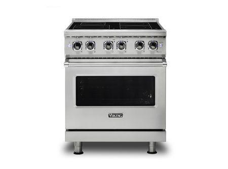 nouveau produit 79c3c 4d9ff Cuisinière à induction électrique, 30 po de L (VIR) - Viking ...