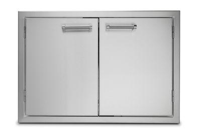 30  Stainless Steel Double Access Doors - VOADD5300SS  sc 1 st  Viking Range & 30