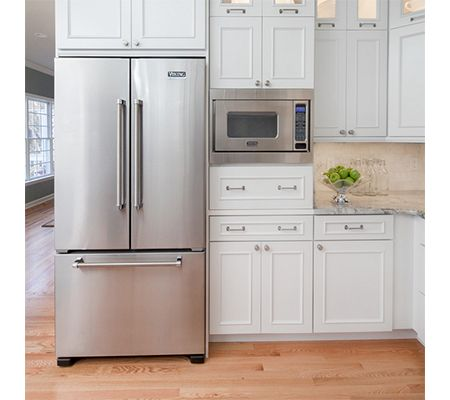 8 Places To Put The Microwave For A Better Kitchen Design By Yanic