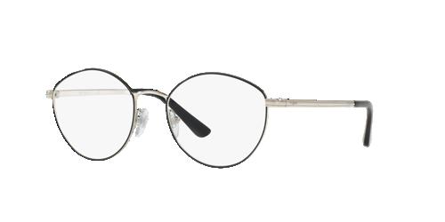 Optical VO4025 - Black silver - Demo Lens - Metal  2bf429224df