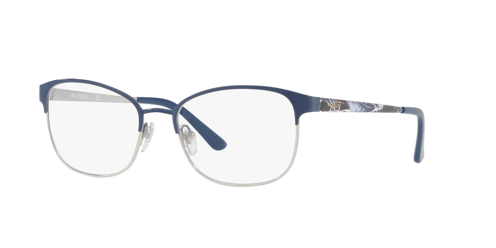 2d6a97298cc Optical VO4072 - Blue silver - Demo Lens - Metal